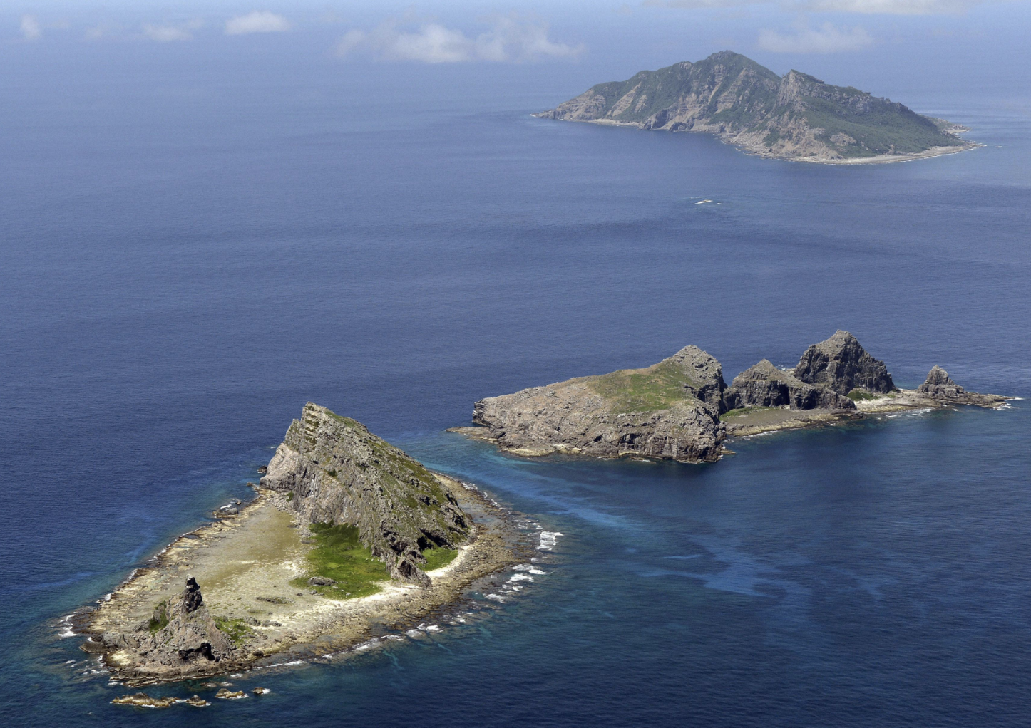 China Shifts Maritime Pressure To Japan And East China Sea With Record Intrusions This Year
